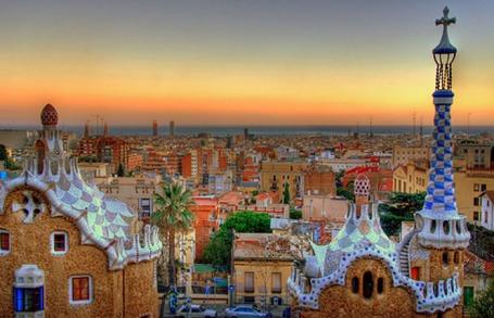 Barcelona Verdensarvsted