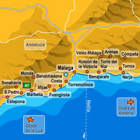 kart Costa de la Luz