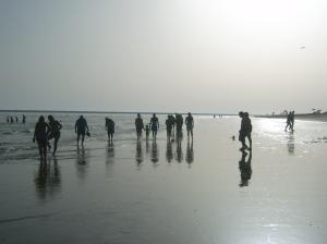 playa Mazagón